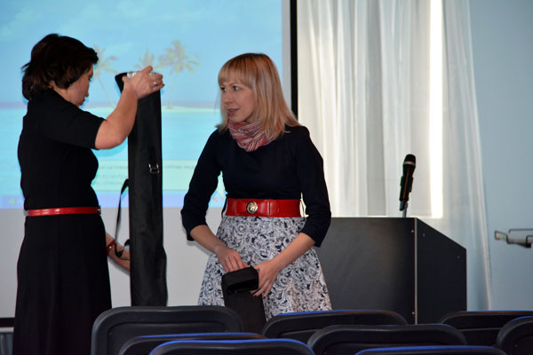 Фото конференции в Перми