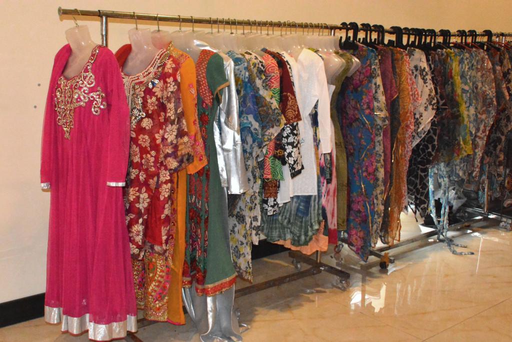 Фото индийской выставки в Перми