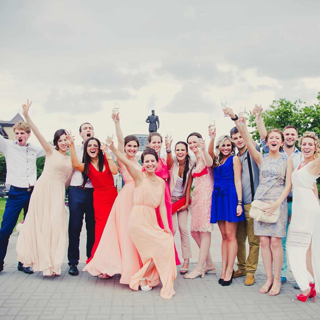 Свадьба в калинковичах фото